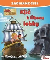 Jake a piráti - Klíč k Útesu lebky - Začínáme číst