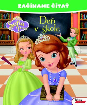 Začíname čítať Sofia Prvá Deň v škole