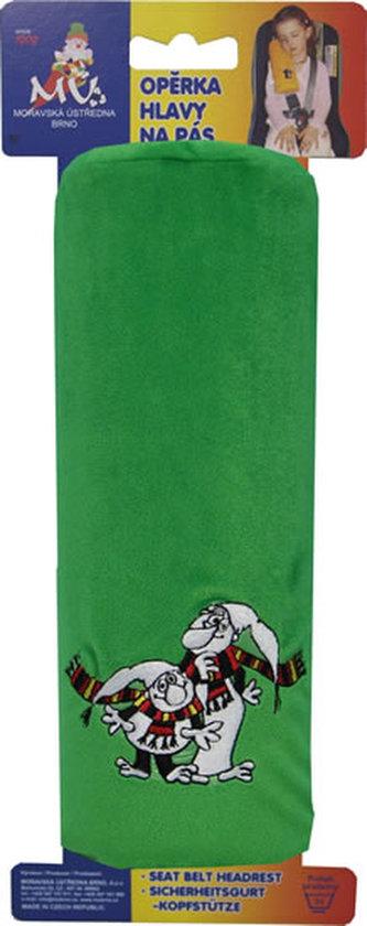 Křemílek - zelená opěrka na pás