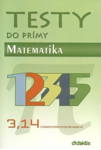 Testy do prímy Matematika