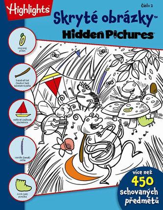Skryté obrázky / Hidden Pictures c.2