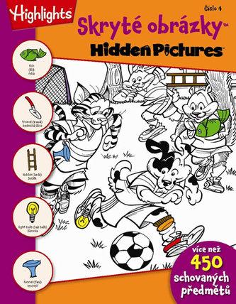 Skryté obrázky / Hidden Pictures c.4
