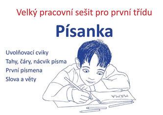 Písanka - velký pracovní sešit pro první třídu - neuveden