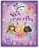 Vílí princezny - hrajeme si se samolepkami