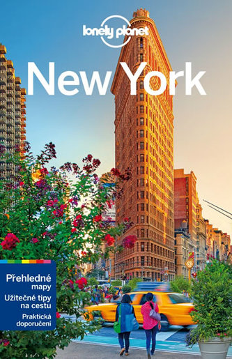 New York - Lonely Planet - neuveden