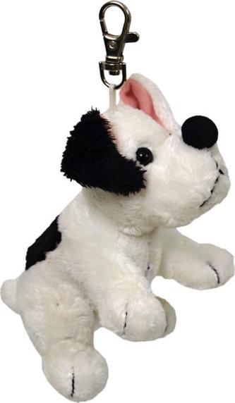 Pes Žeryk zvukový s karabinkou