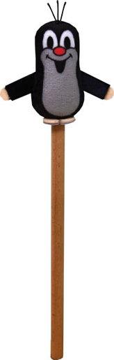 Krtek  5cm - tužka