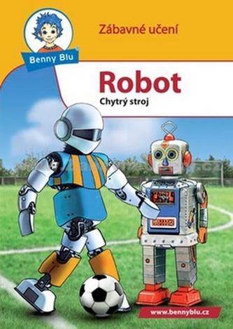 Benny Blu Robot