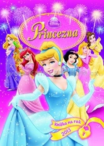 Princezna Knižka na rok 2013