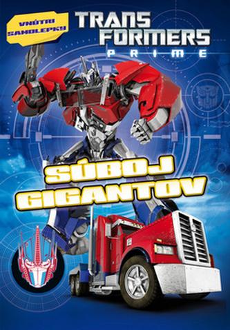 Transformers Súboj gigantov