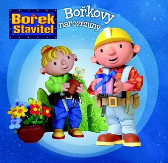 Bořek Stavitel - Bořkovy narozeniny - leporelo