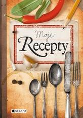 Moje recepty - zápisník