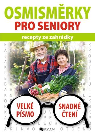 Osmisměrky pro seniory - Recepty ze zahrádky