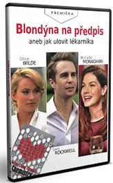 Blondýna na předpis - DVD