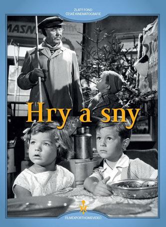Hry a sny - DVD (digipack) - neuveden