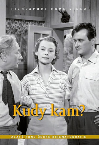 Kudy kam? - DVD box