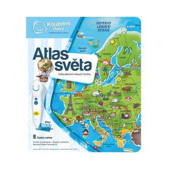 Kniha Atlas světa - Stanislav Němec