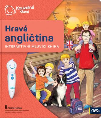 Kniha Hravá angličtina