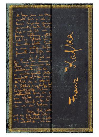Zápisník - Kafka The Metamorphosis Mini Lined