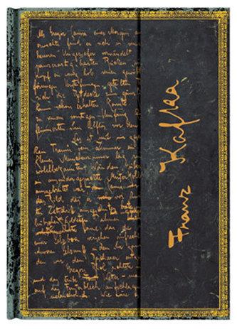 Zápisník - Kafka The Metamorphosis Midi Lined