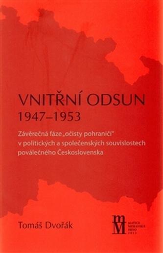 Vnitřní odsun 1947–1953