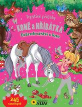 Koně a hříbátka Dobrodružství v lese