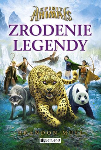 Spirit Animals Zrodenie legendy