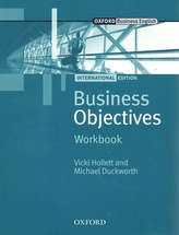 Business objectives international edition workbook
