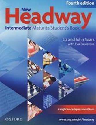 New Headway Intermediate Maturita Student´s Book Fourth Edition + iTutor DVD-rom - John a Liz Soars; E. Paulerová
