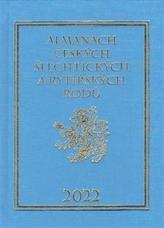 Almanach českých šlechtických a rytířských rodů 2022