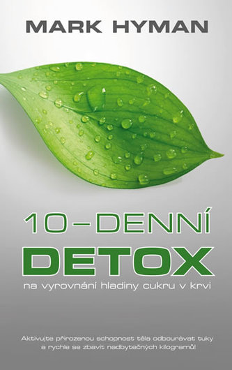 10-denní DETOX na vyrovnání hladiny cukru v krvi