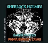 Sherlock Holmes Barvíř na penzi, Podnájemnice v závoji