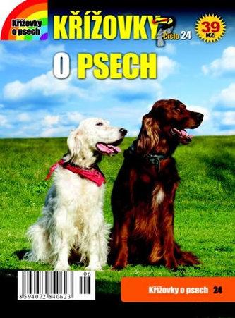 Křížovky 24 - O psech