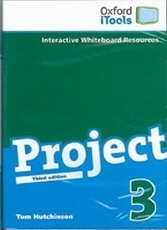 Project the Third Edition 3 iTools CD-ROM - Hutchinson Tom