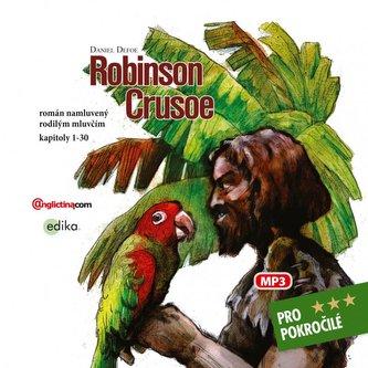 Robinson Crusoe - audiokniha