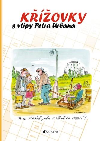 Křížovky s vtipy Petra Urbana