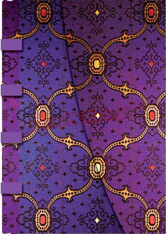 Zápisník - Violet midi