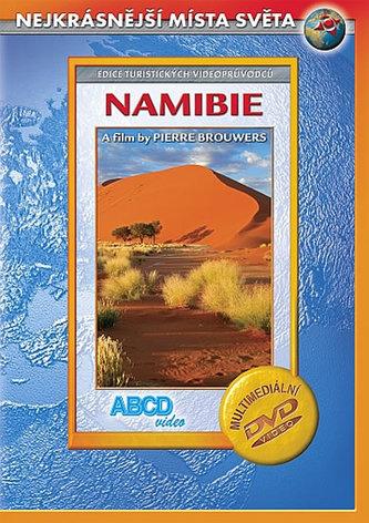 Namibie DVD - Nejkrásnější místa světa