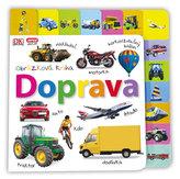 Doprava - Obrázková kniha