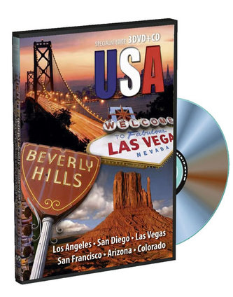 USA 3DVD+CD