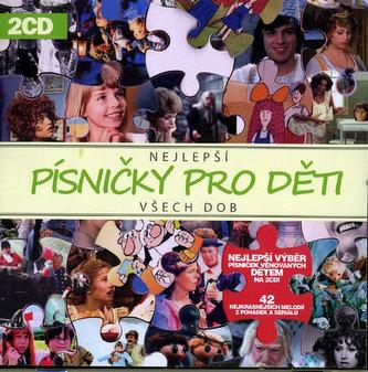Nejlepší písničky pro děti 2 CD