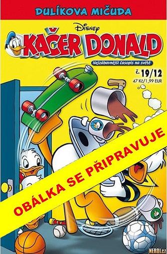 Časopis - Kačer Donald č. 19