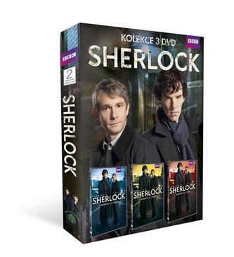 Sherlock - I.série - kolekce 3DVD