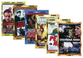 Kolekce válečných filmů 6DVD