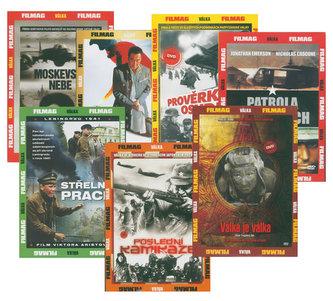 Válečná kolekce 7DVD