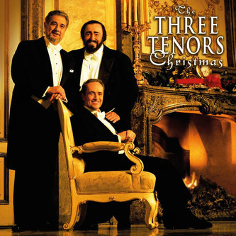 The Three Tenors Christmas CD