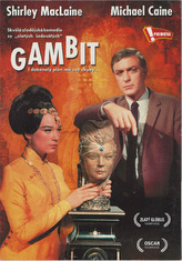 DVD film - Gambit