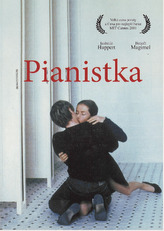 DVD film - Pianistka