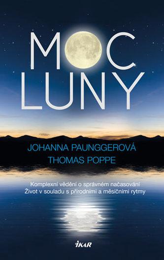Moc Luny - Johanna Paungger