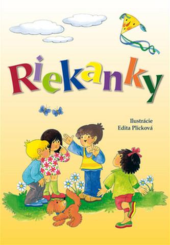 Riekanky - Edita Plicková